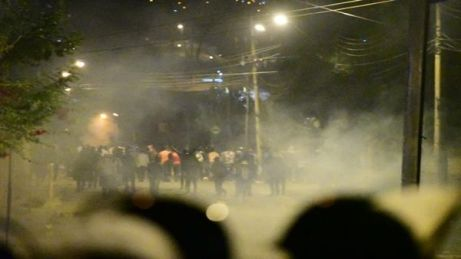 Desde que se perpetró el golpe de Estado contra Evo Morales_ el país suramericano ha vivido una crisis política_ social y económica_Foto_LosTiemposBol