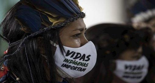 Il governo municipale di Manaus ha registrato 150 casi di Covid-19 in villaggi indigeni che non hanno la struttura per combattere la malattia_ Foto EFE