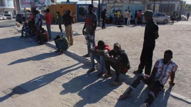 Il ministero degli interni della Libia ha dichiarato che il trafficante trentenne è stato ucciso da migranti clandestini per ragioni sconosciute_File_ Ayman al-Sahili _ Reuters
