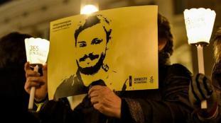 Più di quattro anni dopo l'omicidio di Giulio Regeni_non è stato effettuato alcun arresto_ né alcun sospetto accusato in relazione all'omicidio_ Andreas Solaro _AFP
