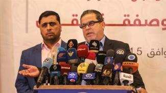 Salah al-Bardawil ha chiesto azioni popolari come le proteste contro i piani israeliani di annettere parti della Cisgiordania occupata_Ali Jadallah _ Anadolu
