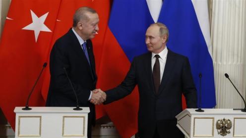 Turchia e Russia appoggiano le parti opposte nel conflitto in Libia _Sefa Karacan _ Anadolu