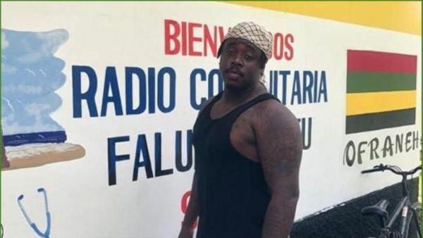 Vogliono sparirci come popolo di Garifuna_ha scritto il leader Miriam Miranda in un tweet_ Foto_Twitter _elpaishn